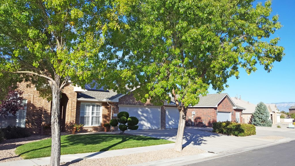 Home in Sommerset neighborhood of Ventana Ranch