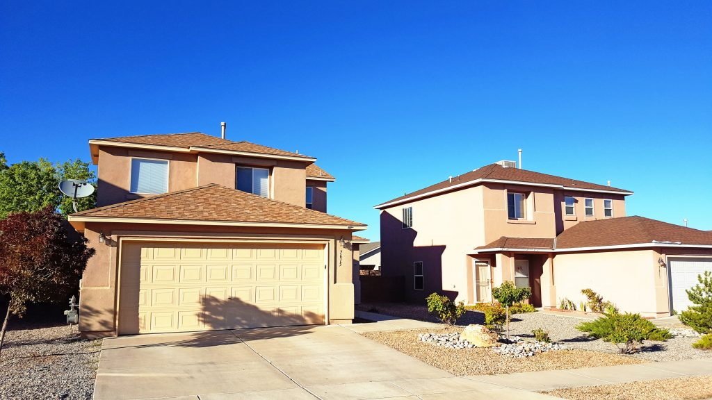 Homes in Briar Ridge in Ventana Ranch